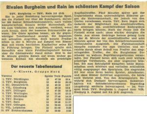 Burgheim - Rain 04.01.1953