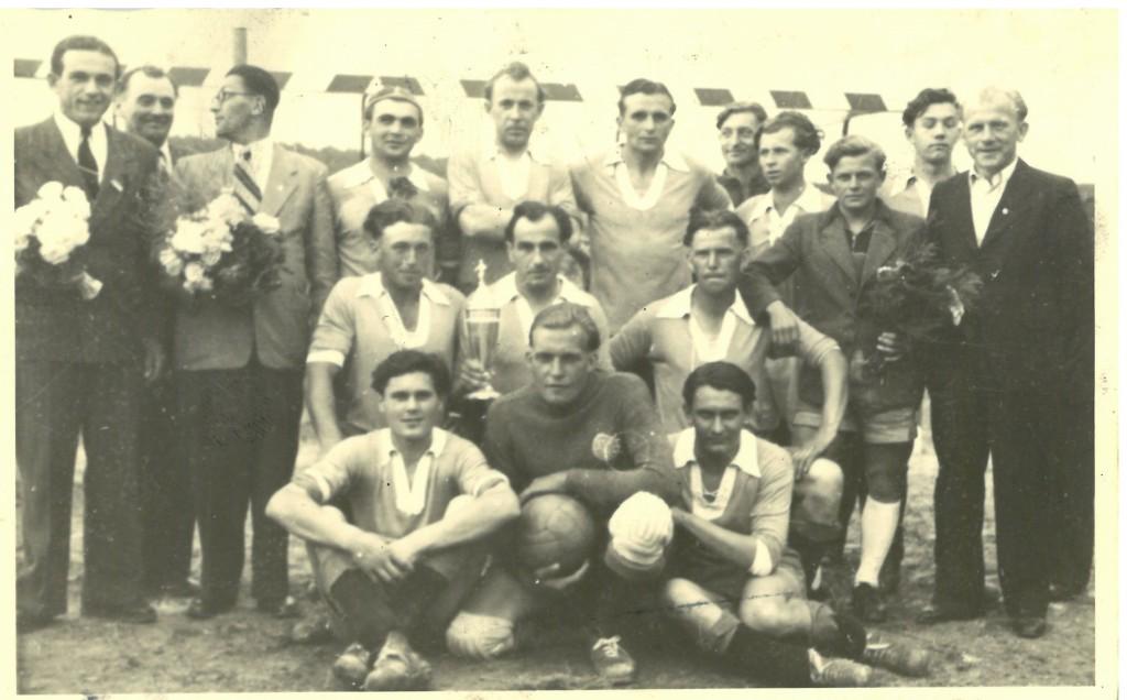 Bild von DAMALS: Neuburger-Rundschau Fußball-Nachlese 18. März 1954