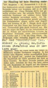 Zeitungsbericht 28.11.1948