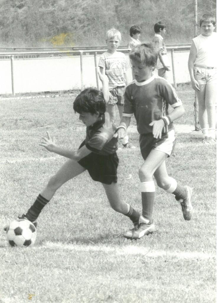 Bild von DAMALS: Die Jugendsporttage wurden ein großer Erfolg
