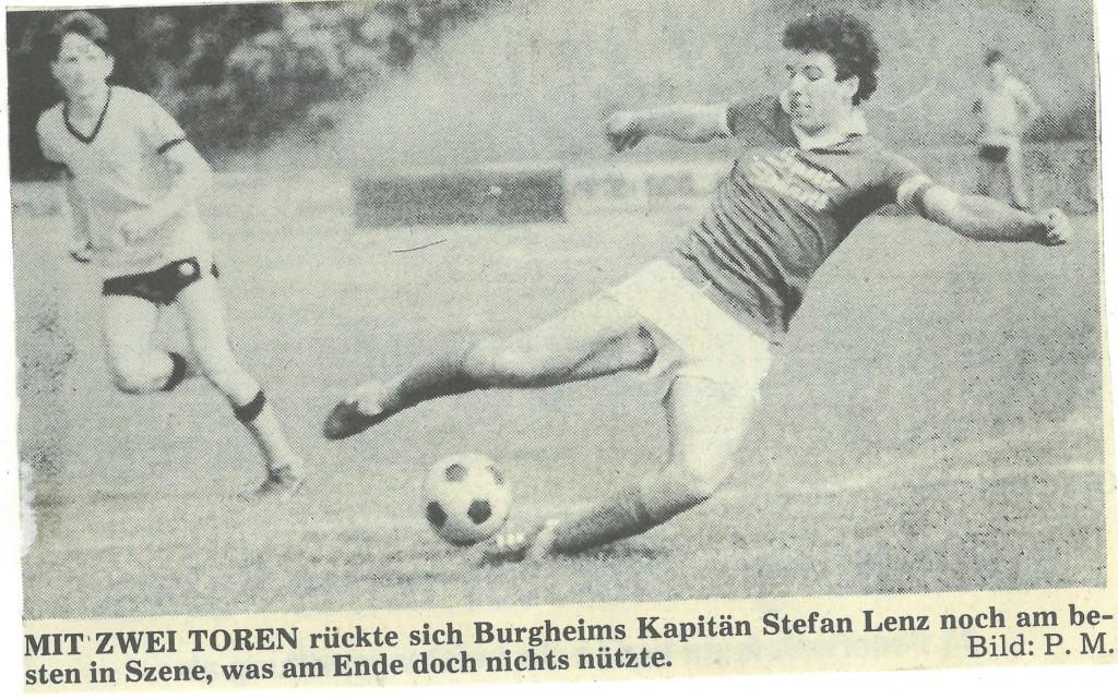 Bild von DAMALS: Fahrmayr – Cup in Burgheim