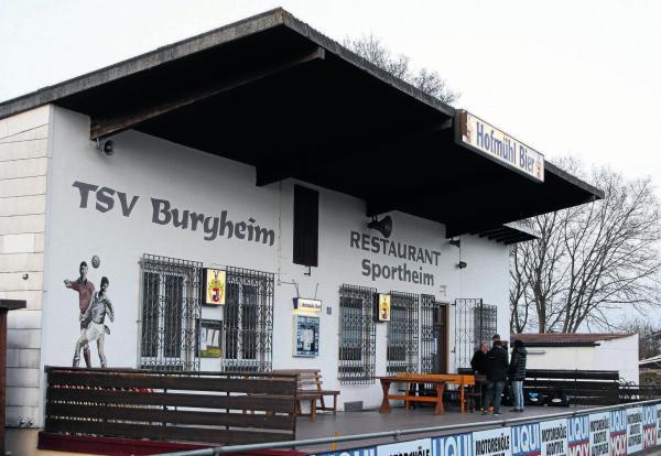 Bild von Der TSV Strebt ein neues Heim an
