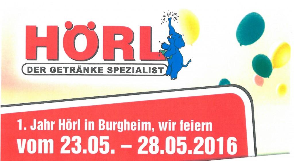 TSV Burgheim 1920 e.V. | WIR FEIERN GEBURTSTAG am Freitag 27.05.2016