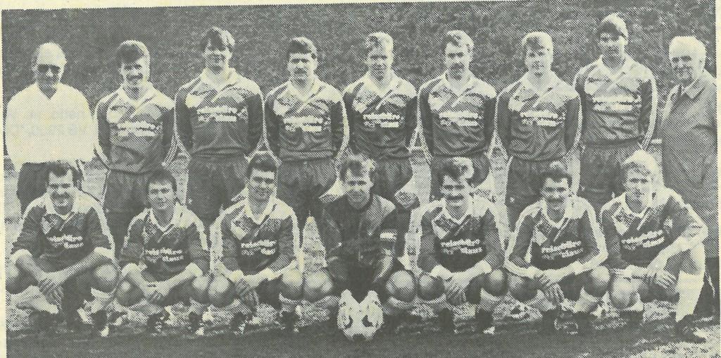 Bild von DAMALS: Unsere Mannschaft 1990/1991