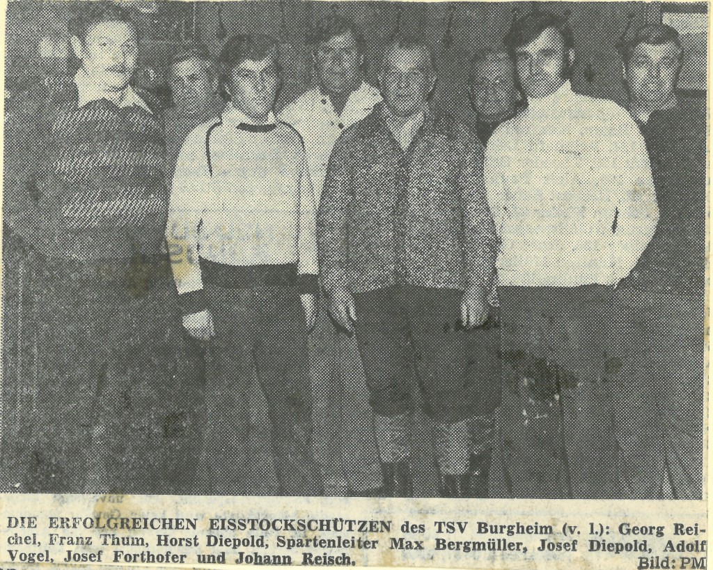 Photo of DAMALS: Burgheimer verpassen Aufstieg knapp
