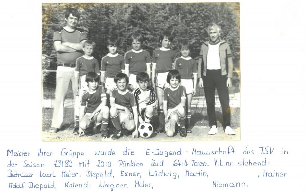 Photo of DAMALS: Titel für die Youngsters des TSV Burgheim