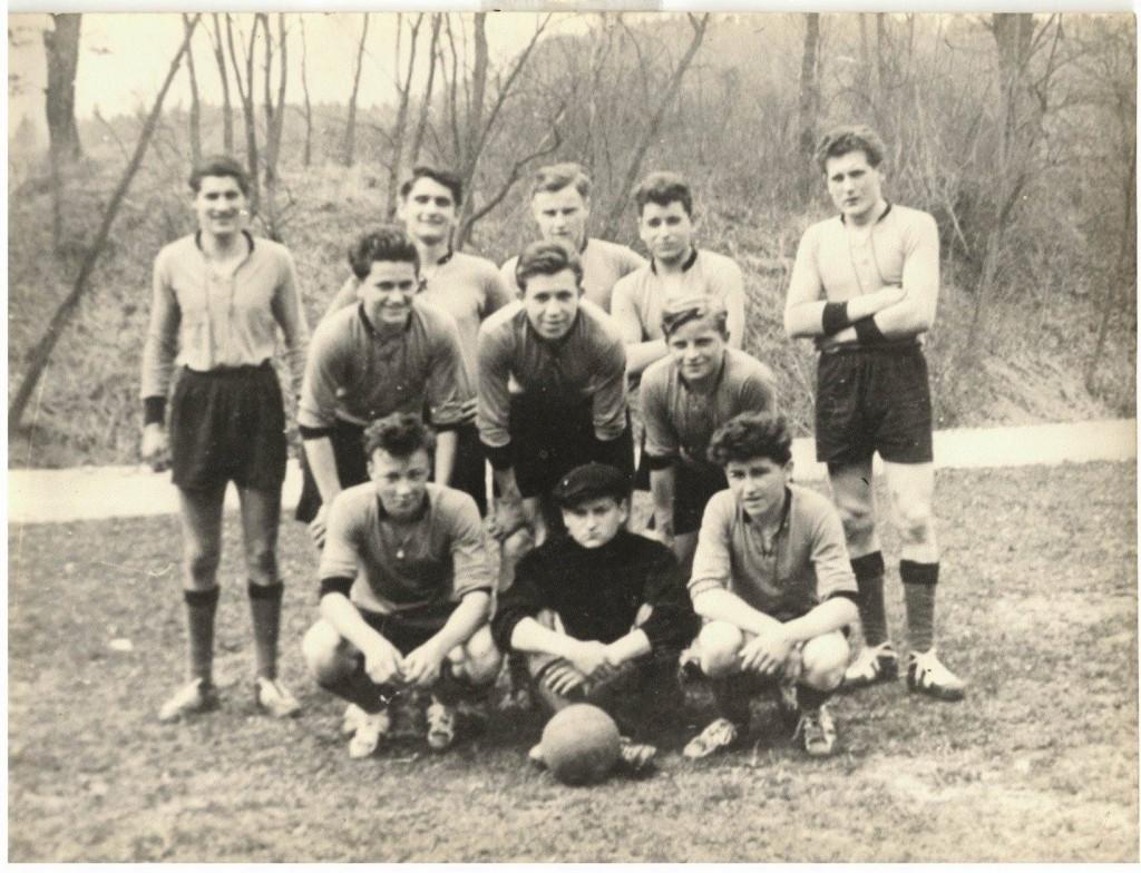 Bild von DAMALS: Unsere Mannschaft im Sommer 1959
