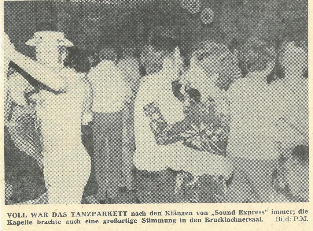 Photo of DAMALS: Auf dem Tanzparkett nicht abgestiegen