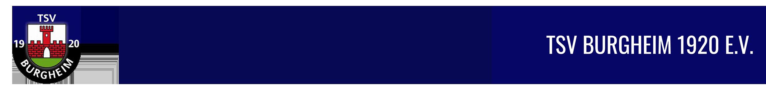 TSV Burgheim 1920 e.V. - Tischtennis