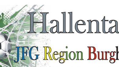 Photo of Hallentage der JFG Region Burgheim