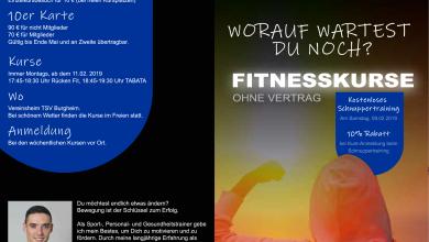 """Bild von Positives Feedback der Teilnehmer bei unserem Schnuppertraining """"Fitness ohne Vertrag"""""""